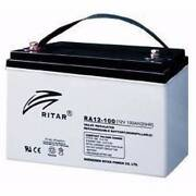 100AH AMP HOUR BATTERY AGM 12 VOLT 12V DEEP CYCLE DUAL SOLAR Wangara Wanneroo Area Preview