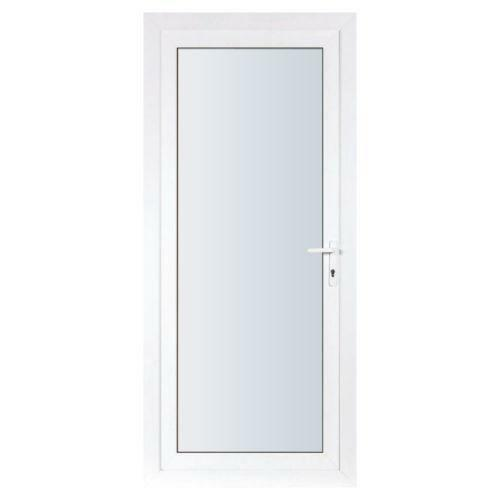 Upvc exterior doors ebay for Upvc glass front doors