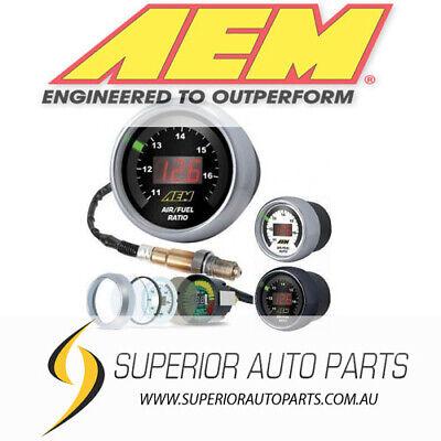 AEM Wideband O2 Air Fuel Ratio Kit AFR UEGO Gauge - 30-4110