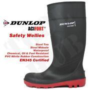 Dunlop Safety Boots