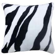 Zebra Print Cushions