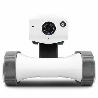 APPBOT RILEY Home Security CCTV IP Camera Robot WiFi Controlled iOS Android