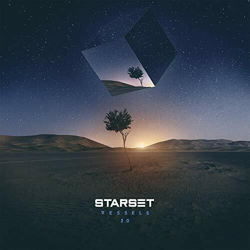 Starset-Vessels 2.0 (Lp D2C) VINYL LP NEW