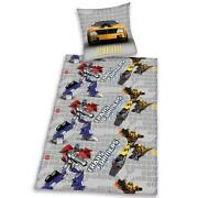 Transformers Bedding