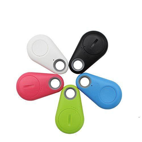 Bluetooth Wireless Anti Lost Tracker Alarm Key Child Pet FinderGPS Locator Mini Consumer Electronics