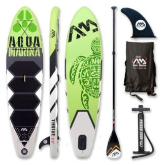 Inflatable stand up paddle board SUP (new condition)