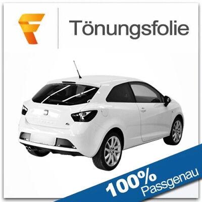 3D-vorgewölbt Heckfolie Tönungsfolie passgenau Seat Ibiza 6L 3-Türer