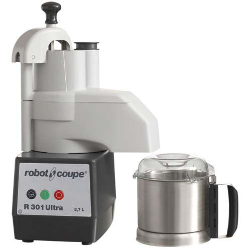 Commercial Standard Food Processor - 3-1/2 Qt.,  Stainless Steel Bowl