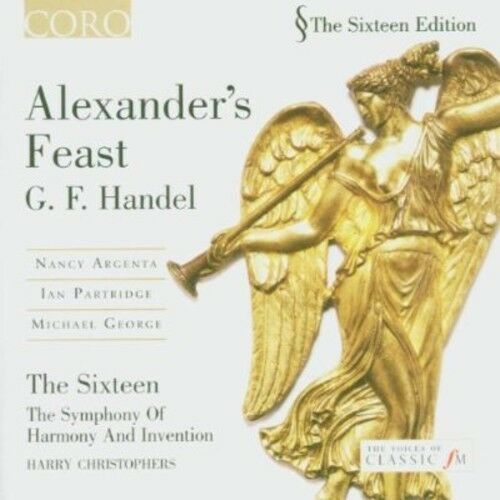 Harry Christophers - Alexander's Feast [New CD]