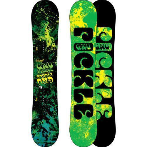 GNU Park Pickle: Snowboards | eBay