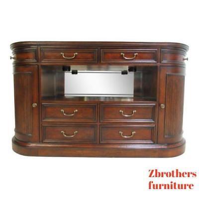 (Pennsylvania House Cherry Granite Top Server Sideboard Buffet)
