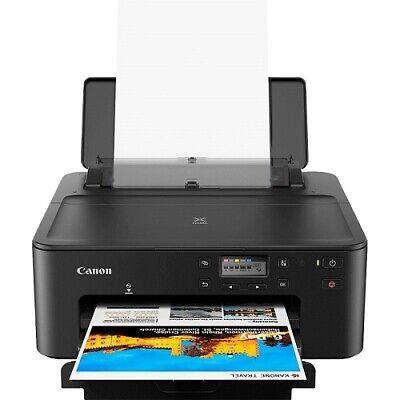 Canon PIXMA TS705 Tintenstrahldrucker - USB LAN WLAN Bluetooth CD/DVD-Druck