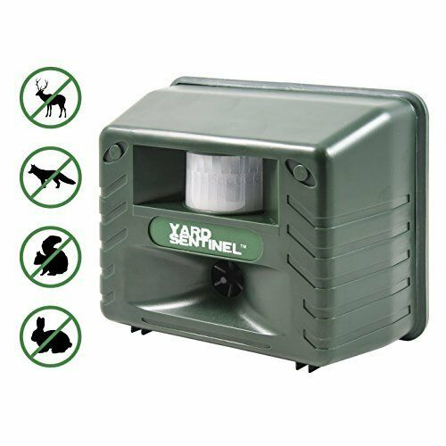 Animal Repeller Ultrasonic Perfect for Cat Dog Deer Mice and Birds Bestselling