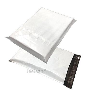 WHITE Postal Bags 12