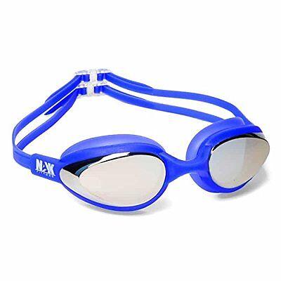 12565324a6e NAK Fitness Swim Goggles Anti Fog No Leaking Blue