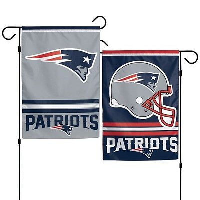 Brand New NFL New England Patriots 2 Sided 12