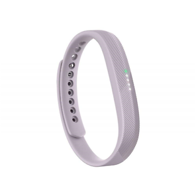 Fitbit Flex 2 Smart Fitness Activity Tracker Lavender FB403LV (Waterproof)