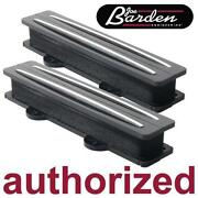 Joe Barden Bass Pickups