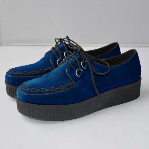 Blue Creepers Sale! Shop bestyload7od.cf's huge selection of Blue Creepers and save big! FREE Shipping & Exchanges, and a % price guarantee!