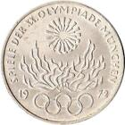 1972 Munich Olympic Coin