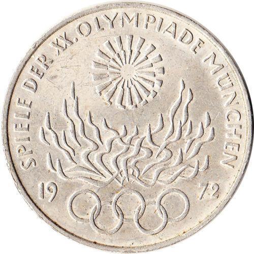 1972 Munich Olympic Coin Ebay