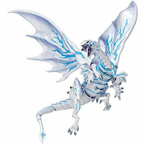 Vulcanlog 013 Yu-Gi-Oh Blue Eyes of Alternative White Dragon Figure