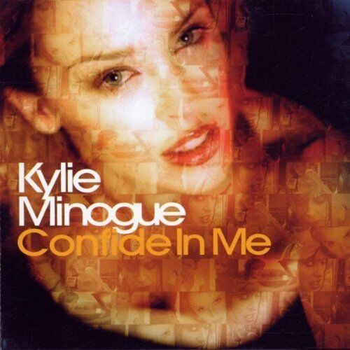 Kylie Minogue Confide in me (compilation, 17 tracks) [CD]