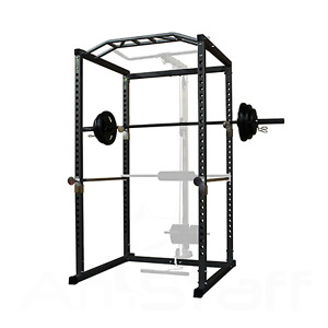 AmStaff Pro Squat / Power Rack Steel Weights
