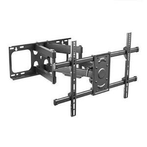 FULL MOTION/ARTICULATING TV WALL MOUNT DUAL ARM FOR 37 INCH TO 70 INCH LCD/LED/PLASMA TV