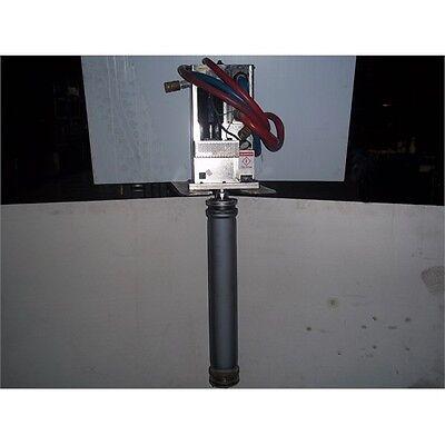 General Plasma Inc. Gpi Sputter Magnetron 56 5 12 X 34 Boston Gear Reducer