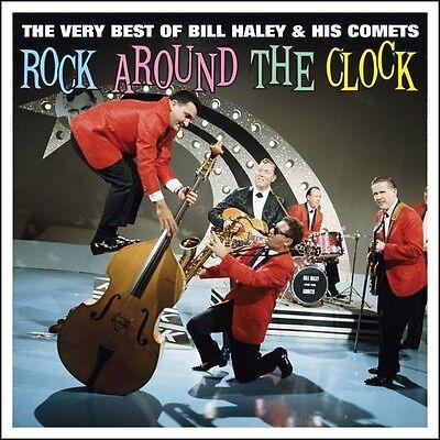 Bill Haley & His Com - Rock Around the Clock Very Best of [New CD] UK -