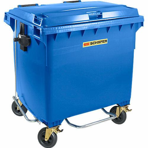 SSI Schäfer Müllcontainer Großmüllcontainer 660L 770L 1100L mehrere Farben