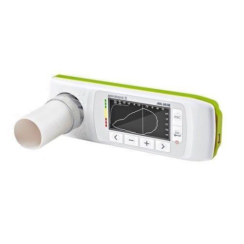 MIR Spirobank II Basic Spirometer 911021 NEW