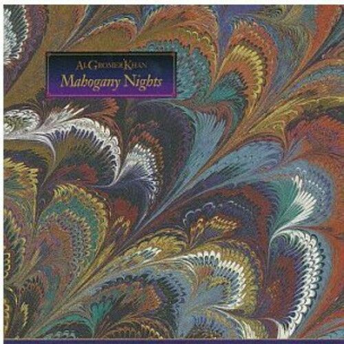 Al Gromer Khan - Mahogany Nights [New CD]