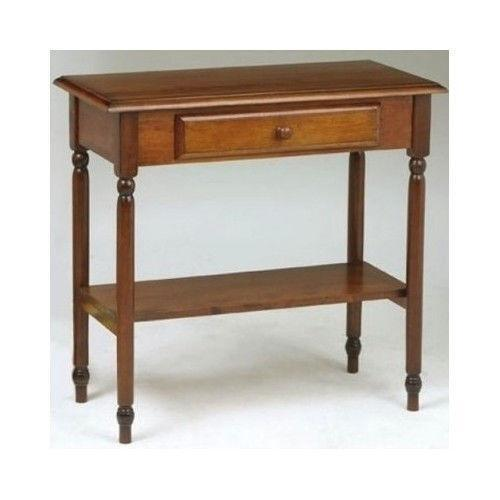 Vintage Entry Table Display ~ Antique foyer table ebay