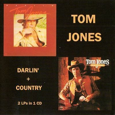 Tom Jones   Darlin   Country Cd