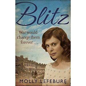Blitz, New, Lefebure, Molly Book