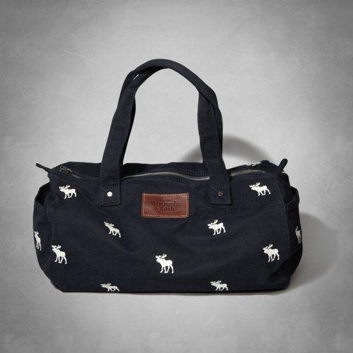 Abercrombie Duffle Bag Ebay