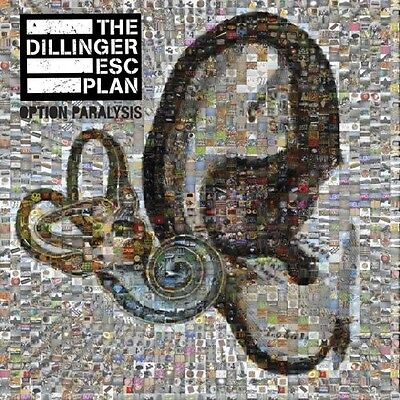 The Dillinger Escape Plan, Dillinger Escape Plan - Option Paralysis [New CD] Dig