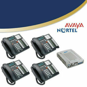 Nortel Business Telephone System-Installed and Programmed