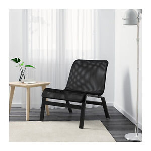 Black Ikea chair / Chaise Ikea noire
