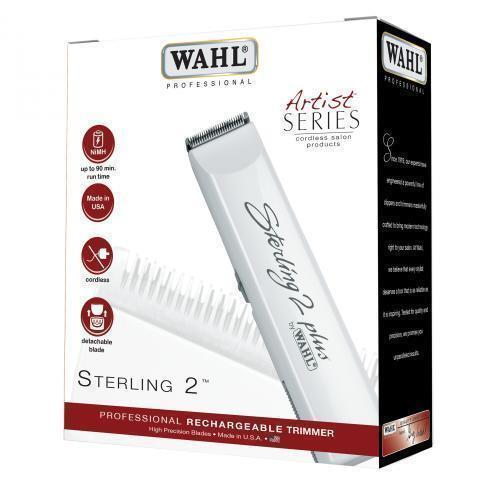 Wahl Sterling 2 Plus Professional Trimmer Cordless Rechargea