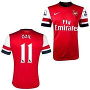 Arsenal Shirt 2013