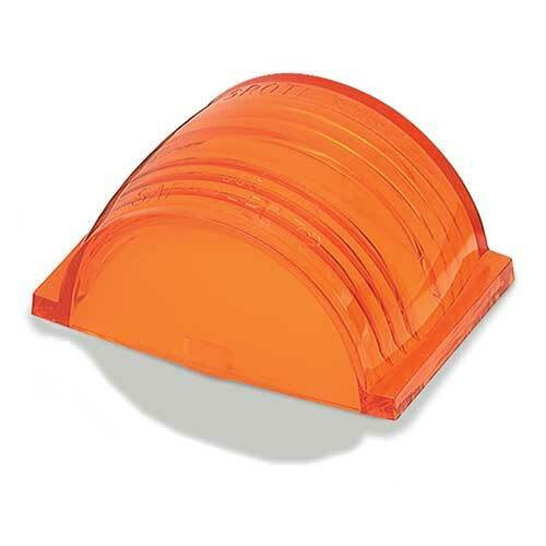 Grote REPLACEMENT LENS, YELLOW, FOR 46283 (90923)