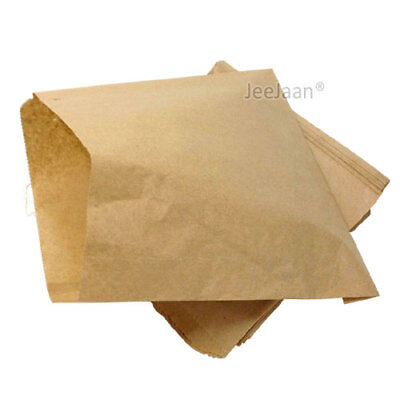 5000 x BROWN STRUNG KRAFT PAPER FRUIT BAGS - 7