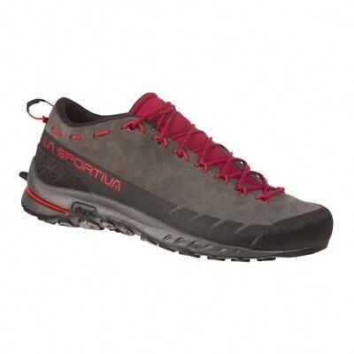La Sportiva TX2 Leather Damen Zustiegsschuhe Damen grau Wanderschuhe Schuhe