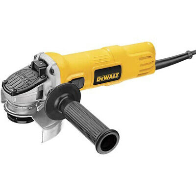 """DWE4011 4-1/2"""" Small Angle Grinder with One-Touch Guard"""