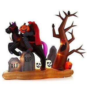 inflatable halloween decorations - Blow Up Halloween Decorations