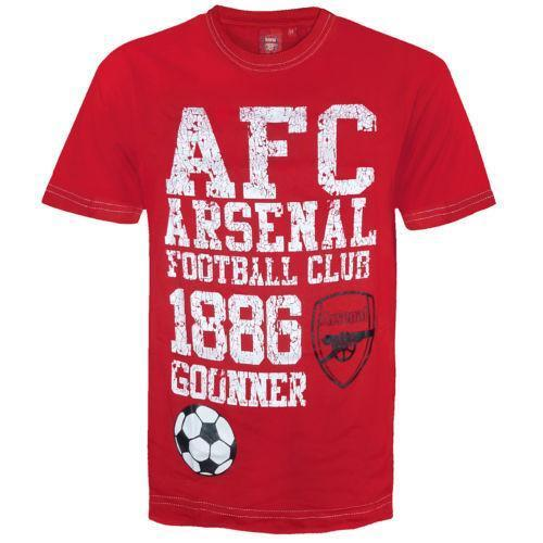 d17ca898fde Arsenal T Shirt
