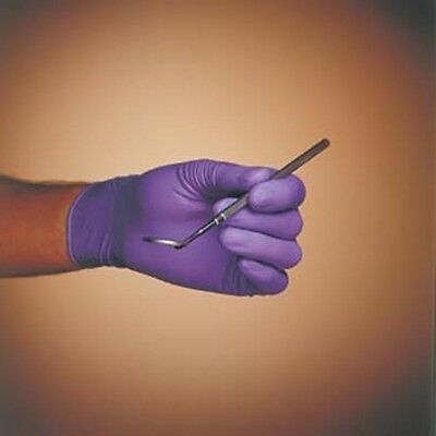 Halyard Purple Nitrile Dental Exam Gloves, X-Large  100 PK